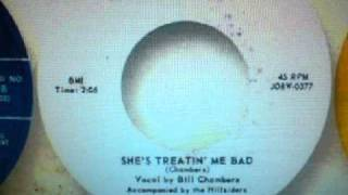 Bill Chambers - She