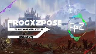 Download Alan walker style - Horizon ( FrogxzPoseSound Release )