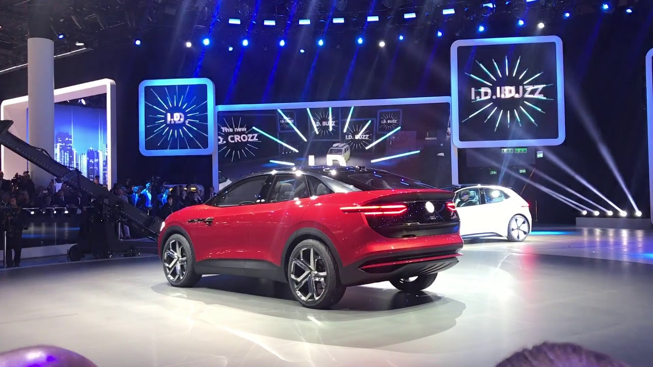 VW ID Cross 2020. El SUV eléctrico de Volkswagen - YouTube