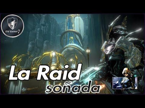 WARFRAME (PARTNER) MI RAID SOÑADA! Miniserie cap 1 thumbnail