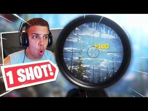 The AIMBOT 725 SHOTGUN SNIPER in Warzone.. 😱
