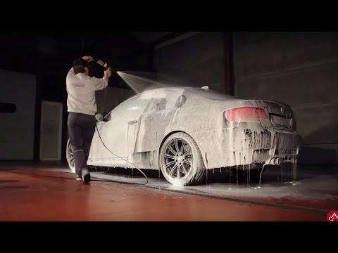 Detailing a Jerez Black M3 - Antwerp Car Care