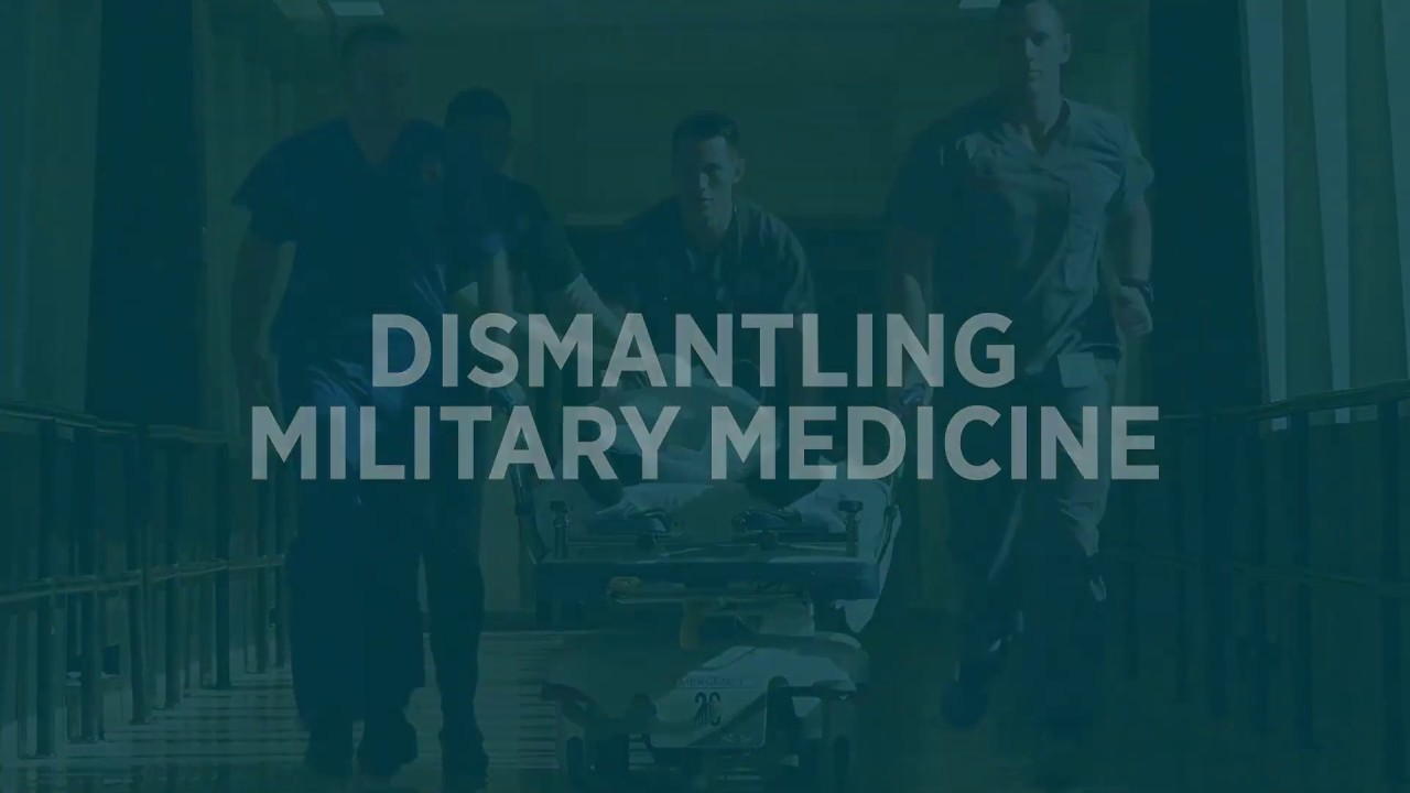 MOAA - Deep Cuts are Coming to Military Medicine