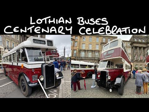 Lothian Buses Centenary Celebration - Sunday 29 Sep 2019