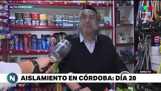 Aislamiento día 20: Así se vive la cuarentena en Alta Córdoba