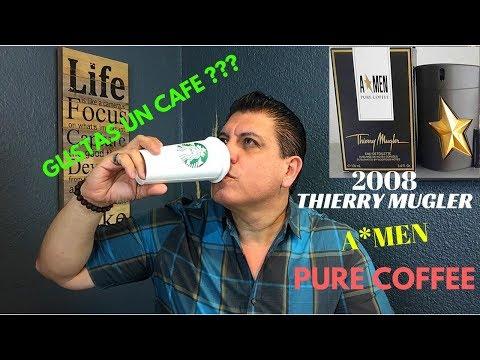 PURE COFFEE de Thierry Mugler || GUSTAS UN CAFE ???? .......