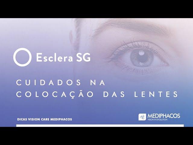 Dicas Vision Care - Cuidados na colocação das lentes