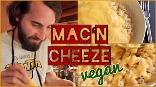 Vegan Mac 'n Cheese im Thermomix   Wohnmobilküche
