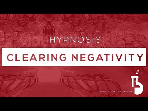 Hypnosis for Clearing Unconscious Negativity (Relaxation)