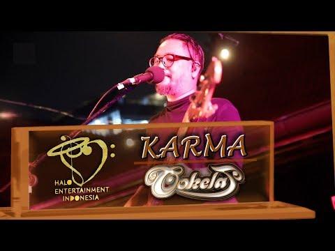 COKELAT BAND - KARMA - LIVE @ BENTARA BUDAYA KOMPAS GRAMEDIA