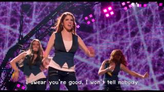 Pitch Perfect 2 - World Championship Finale (Lyrics) 1080pHD