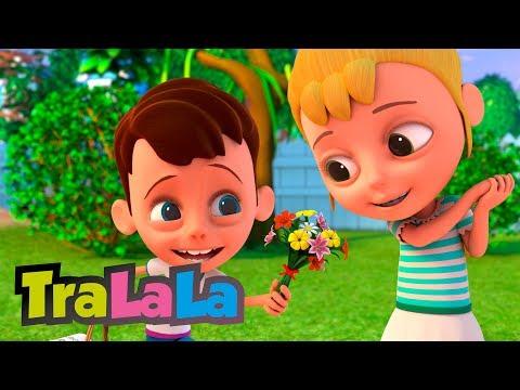 Cantec nou: Un vis, o culoare  - Muzica pentru copii mici - TraLaLa