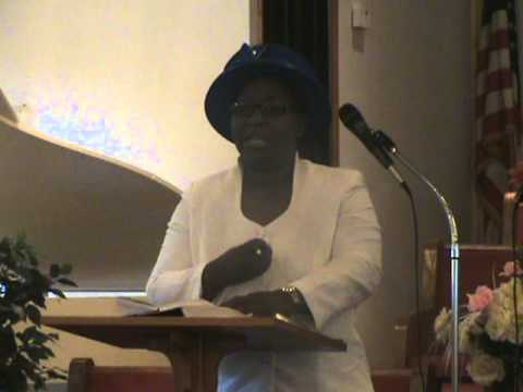 Ann Marie Burke presented The Personnel Ministry. 09-10-11.
