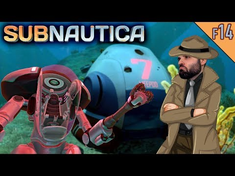 Subnautica #F14 | DETECTIVE M13 CHETANDO EL PRAWN SUIT! | Gameplay Español