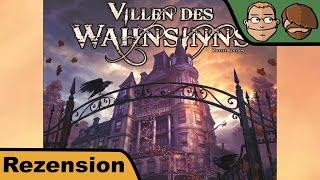 Villen des Wahnsinns - Zweite Edition - Brettspiel - Review