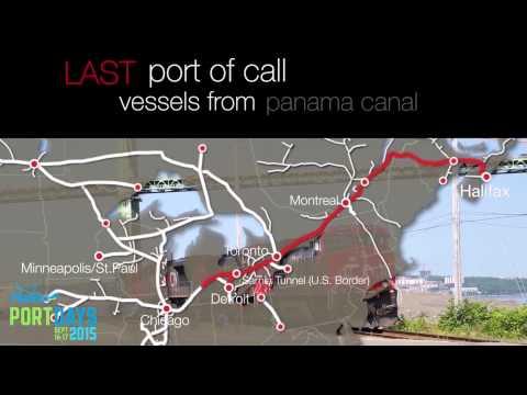 Halifax Port Days 2015
