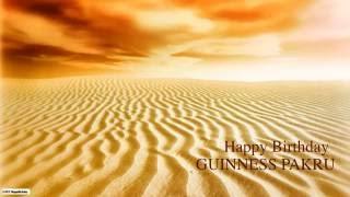GuinnessPakru   Nature & Naturaleza - Happy Birthday