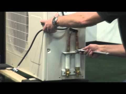 Ideal Air Mini Split Installation