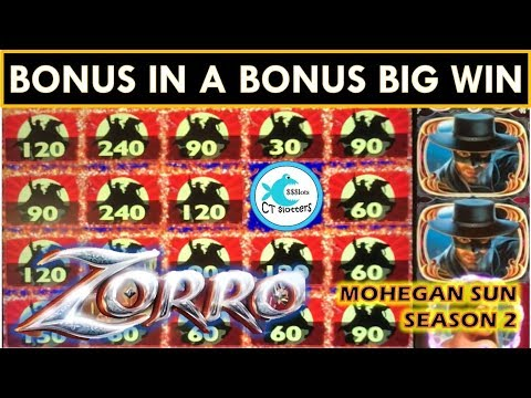 ☆new Delivery☆ Aristocrat Zorro Mighty Cash Slot Bonuses