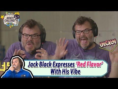 [Jack Black X MUDO] After Listening, Jack Black Expresses 'Red Velvet's Red Flavor' 20170812