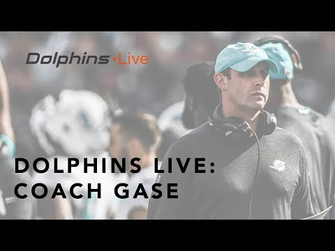 Coach Gase on what the team needs to clean up | Miami Dolphins