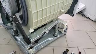Ремонт стиральной машины LG на 11 кг.