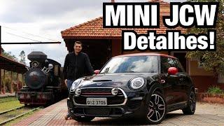 MINI Cooper JCW 2019 em Detalhes - Falando de Carro