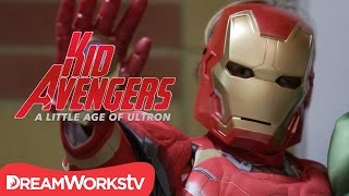 Avengers: Age of Ultron, But With Kids! | TRAILER PARODY