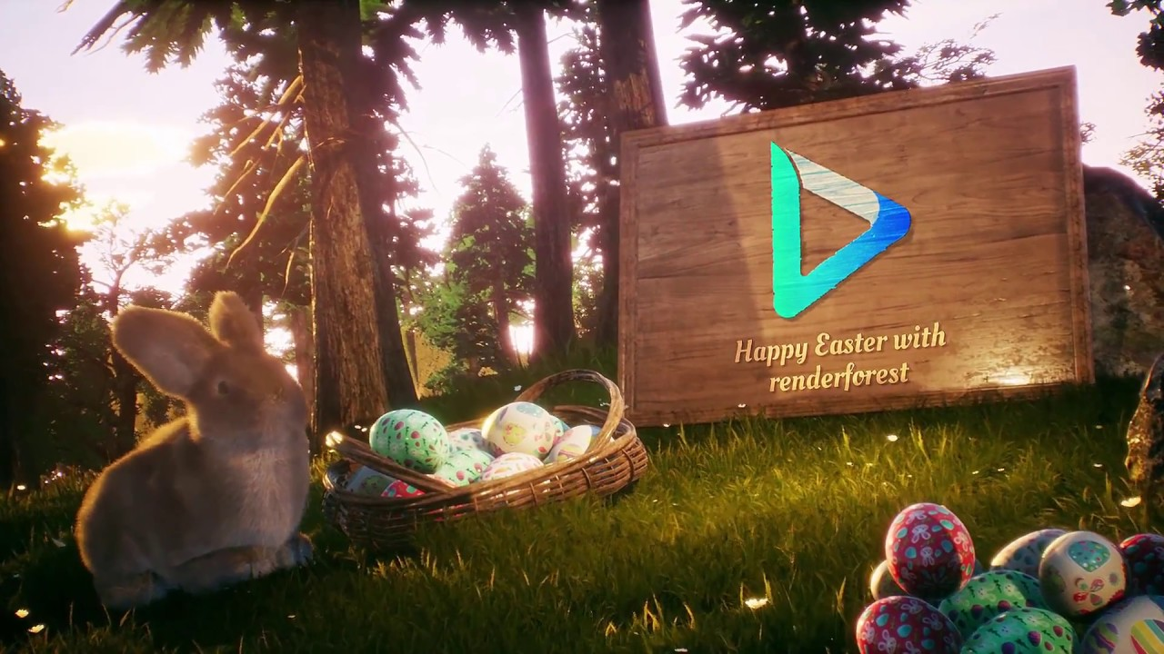 Easter Bunny's Adventures