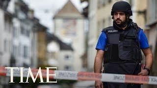 Police Hunt For