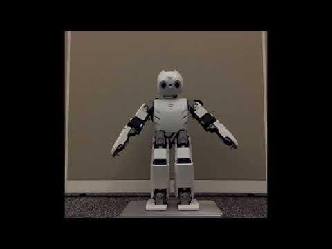 Creative Dance MTRNN-PB: Humanoid Robot OP2 Creates Own Dance Patterns