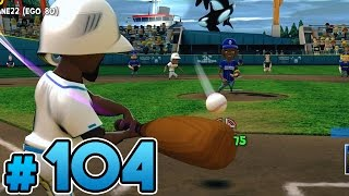 Super Mega Baseball Season Mode - Part 104 - MONSTER POWER (PS4)