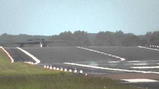 B2 Stealth Bomber arrivals at RAF Fairford