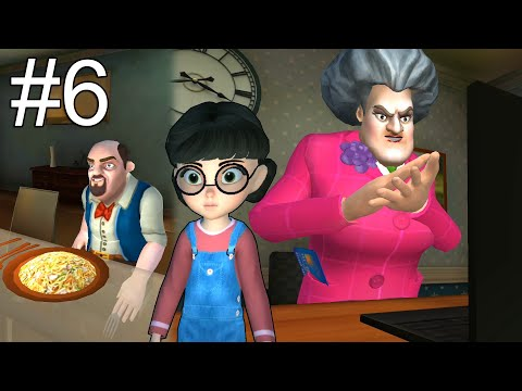 CHAPTER 2 - Scary Teacher 3D Part 6   Funny Android Full Gameplay