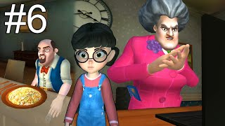 CHAPTER 2 - Scary Teacher 3D Part 6 | Funny Android Full Gameplay
