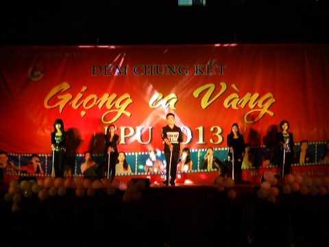Chung kết Giọng Ca Vàng 2013