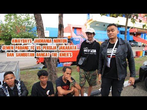 Awaydays Jakmania Nonton Semen Padang Fc Vs Persija Jakarta Dan Sambutan Hangan The KMER'S