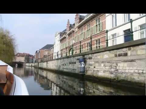 Gent Boat Tour