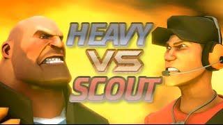 epic sfm heavy vs scout