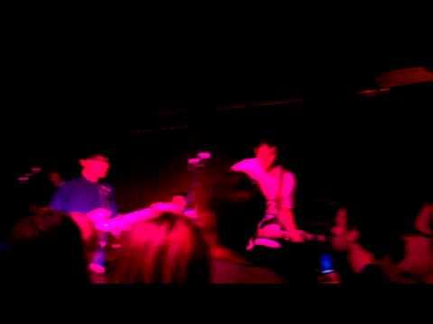 Last Dinosaurs - Weekend (Phoenix House - 17/4/2012)