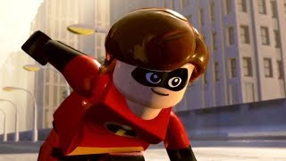 LEGO The Incredibles 2 Full Movie All Cutscenes