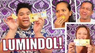 LEMON EATING CHALLENGE (MAY 500 PESOS ANG MANANALO!!)