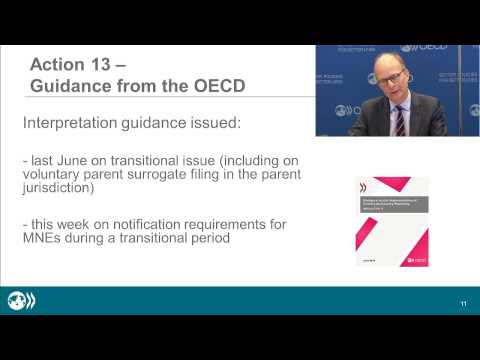 OECD Tax Talks #4 - Centre for Tax Policy and Administration