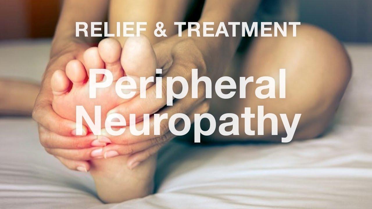 Neuropatía periférica dolor hierbas para de el