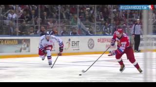 RUSSIA - CZECH REP. 3:2 █ Кубок Первого канала 2014 █ Россия Чехия