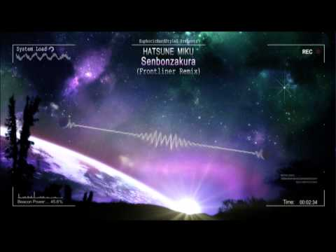 Hatsune Miku - Senbonzakura (Frontliner Remix) [HQ Free]