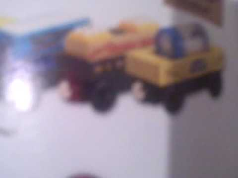 review of thomas wooden railway 2009 yearbook part 1
