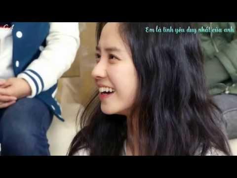 [Vietsub] All for you - Kim Jong Kook ft. Mikey (Song Ji Hyo ver)