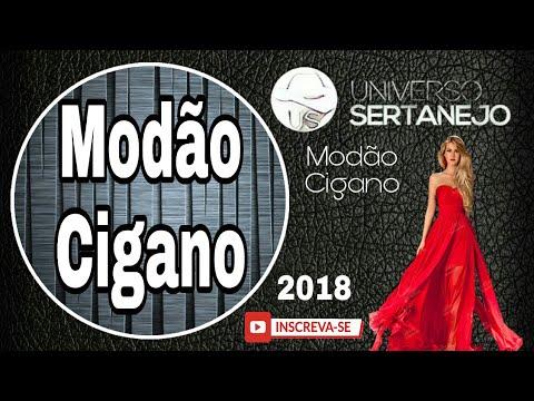 Modão Cigano 2018 /- 2 músicas apaixonadas