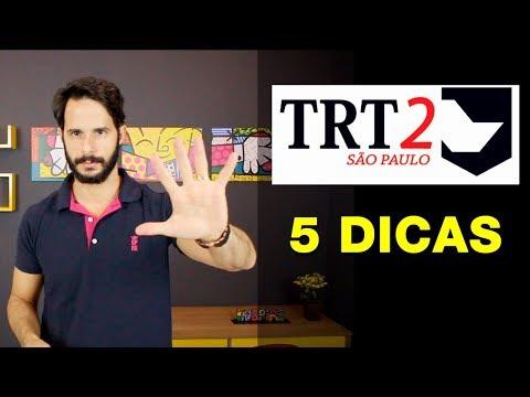 Concurso do TRT 2 Vale a pena? + 5 Dicas